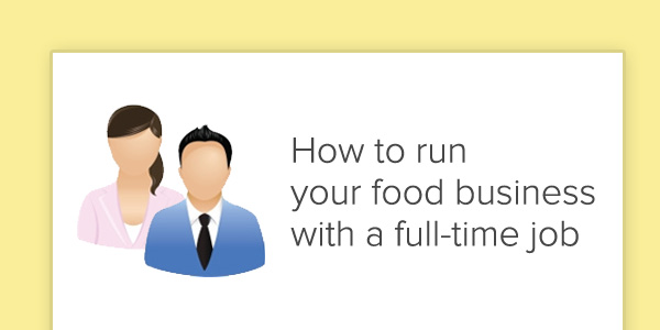 Run Food Business Full Time