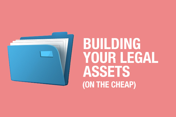 Building legal assets for your food business