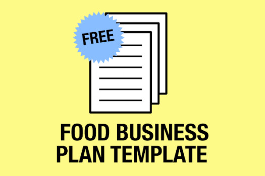 Quick & Easy Food Business Plan Template [Free Download