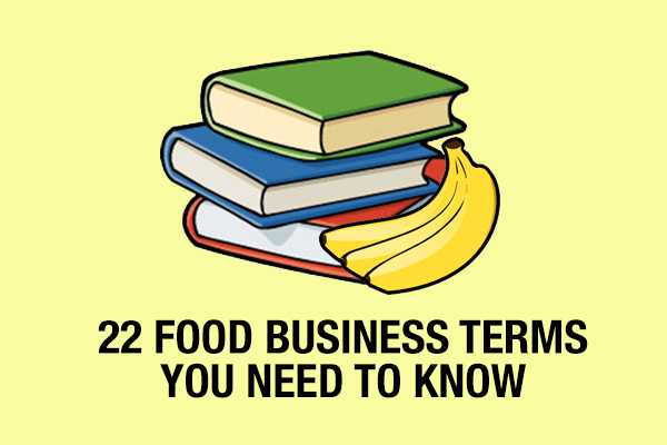 Food Business Terms