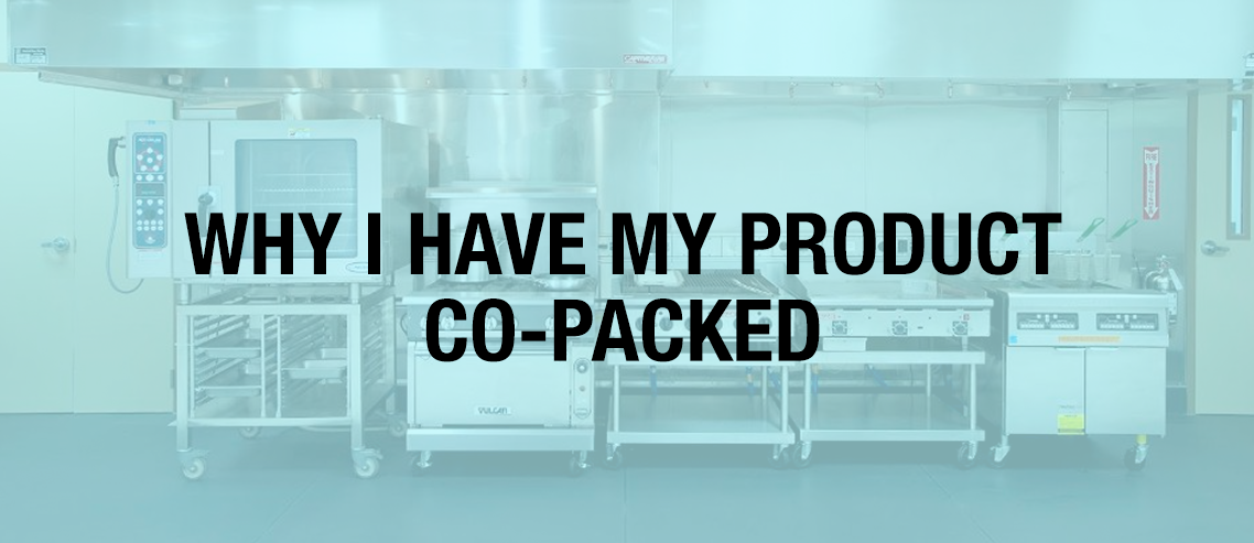 Why I Have My Product Co-Packed