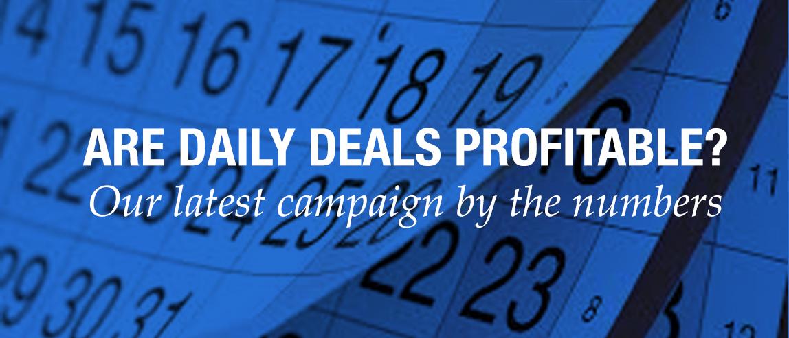 Food Business Running Daily Deals